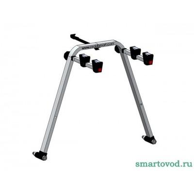 Багажник для перевозки 2-х велосипедов SMART 450 FORTWO 1998 - 2007