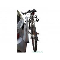 Багажник для перевозки 2-х велосипедов SMART FORTWO 1998-2007