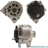 Стартер / генератор Smart ForTwo MHD 2007-12
