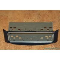 Рамка переходная магнитолы серая Smart 450 ForTwo 2002 - 2007