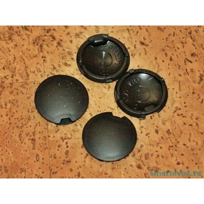 Заглушка отверстия буксировочного крюка Smart ForTwo 98-07