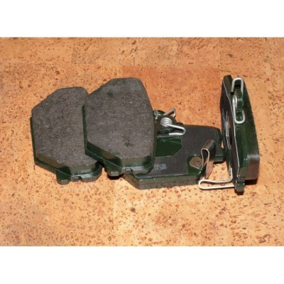 Колодки тормозные передние дисковые Smart ForTwo / Roadster