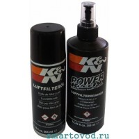 Комплект для обслуживания фильтра K&N улучшенная формула