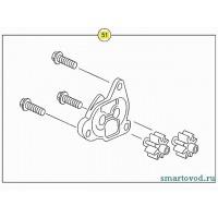Масляный насос Smart ForTwo / Roadster 0.7L / 0.8L 02-07