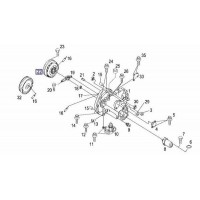 Сцепление комплект Smart ForTwo 0.8L Diesel 98-07