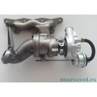 Турбина Smart 0.8L CDi ForTwo 1998-2007