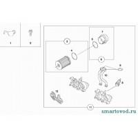 Датчик давления масла в двигателе Smart ForTwo / Roadster 98-07