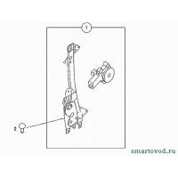 Механизм стеклоподъемника Smart Roadster