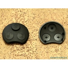 Сменные кнопки ключа трехкнопочного Smart ForTwo / Roadster 02-07