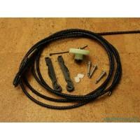 Ремкомплект привода мягкой крыши Smart ForTwo Cabrio 98-07