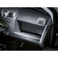 Коврики для передней панели Smart ForTwo 2007->