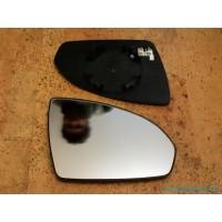 Зеркало-вставка с обогревом правое Smart ForTwo 2007->
