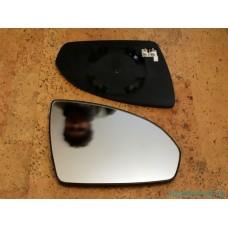 Зеркало / элемент / вставка правое с обогревом Smart 451 ForTwo 2007 - 2014 (сферическое)