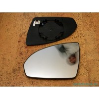 Зеркало-вставка с обогревом левое Smart ForTwo 2007->