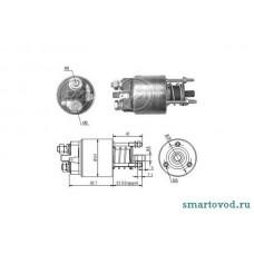 Втягивающее реле Smart ForTwo / Roadster 98-07