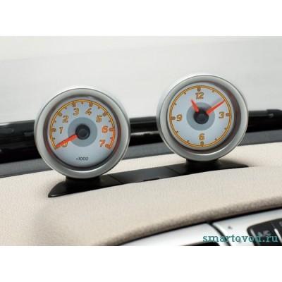 Декоративные кольца приборов передней панели Smart 451 ForTwo 2007 - 2014