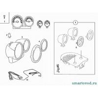 Кольцо дополнительных приборов Smart Roadster