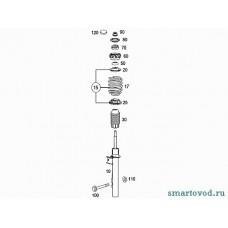 Пыльник / отбойник переднего амортизатора Smart ForTwo / Roadster