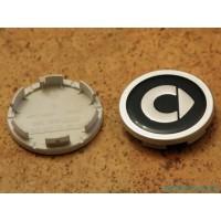 Колпачок / заглушка диска легкосплавного Smart 1998 - 2014