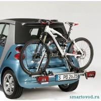 Багажник / кронштейн для велосипеда Smart ForTwo 2007->