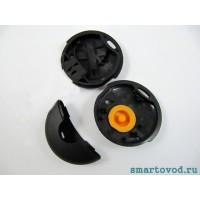 Корпус и кнопка ключа однокнопочного Smart 450 ForTwo 1998 - 2002
