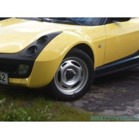 Колпак / заглушка под болты диска колесного Smart 450 / 451 ForTwo / 452 Roadster 1998 - 2014