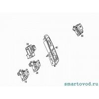 Кнопка стеклоподъемника пассажира Smart ForTwo 2007->