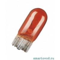 Лампа WY5W оранжевая повторителя поворотника Smart ForTwo / Roadster