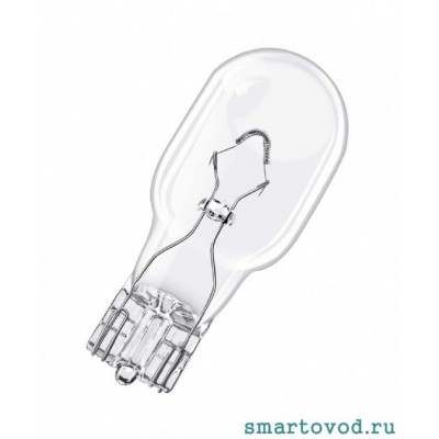 Лампа W16W повторителя стоп-сигнала Smart ForTwo 2007 ->